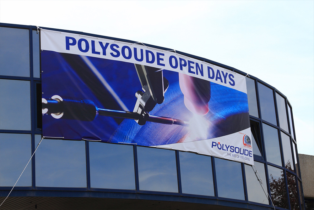 Open Days at Polysoude Nantes