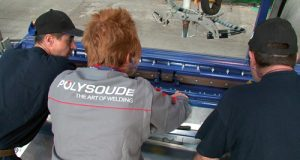 Polysoude Services - on-site training courses