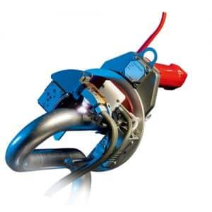 MU IV open welding head for orbital welding