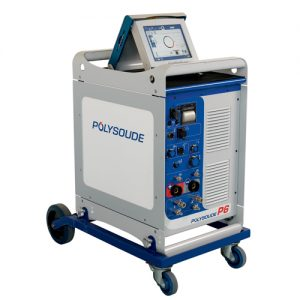 P6 power source for orbital and automated welding
