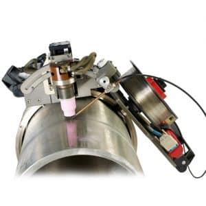 Polycar 60 carriage welding head for orbital welding