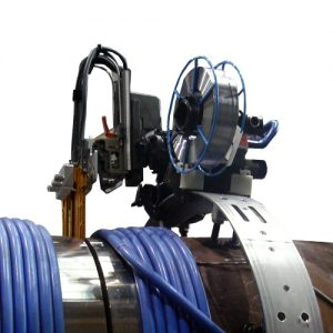 Polycar MP carriage welding head for orbital welding