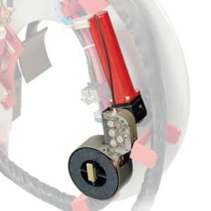 On-board wire feeder for orbital welding heads