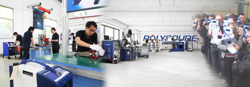 Технологические центры компании Polysoude по всему миру