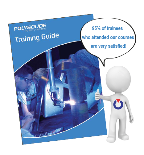 Polysoude Training user statistics