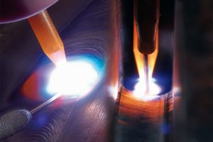 POLYSOUDE TIG Cold and Hot Wire welding Welding