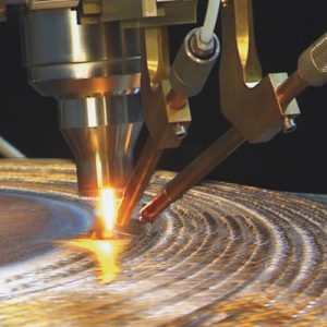 MSO TIG HW torch for weld overlay cladding