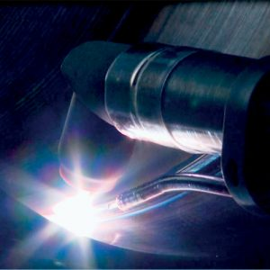 TIG HW single torch for weld overlay cladding of tubes and pipes