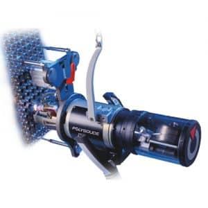 TS 8/75 orbital tube-to-tubesheet welding head