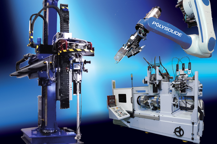 Welding manipulators for automated welding solutions