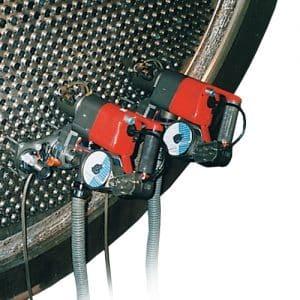 TP 60 welding head for orbital tube to tubesheet weldingTP 60 welding head for orbital tube to tubesheet welding