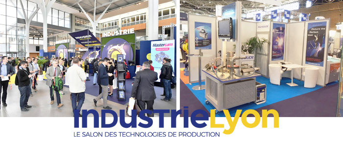 Polysoude au salon industrie lyon 2017 actualit s for Salon de l industrie 2017