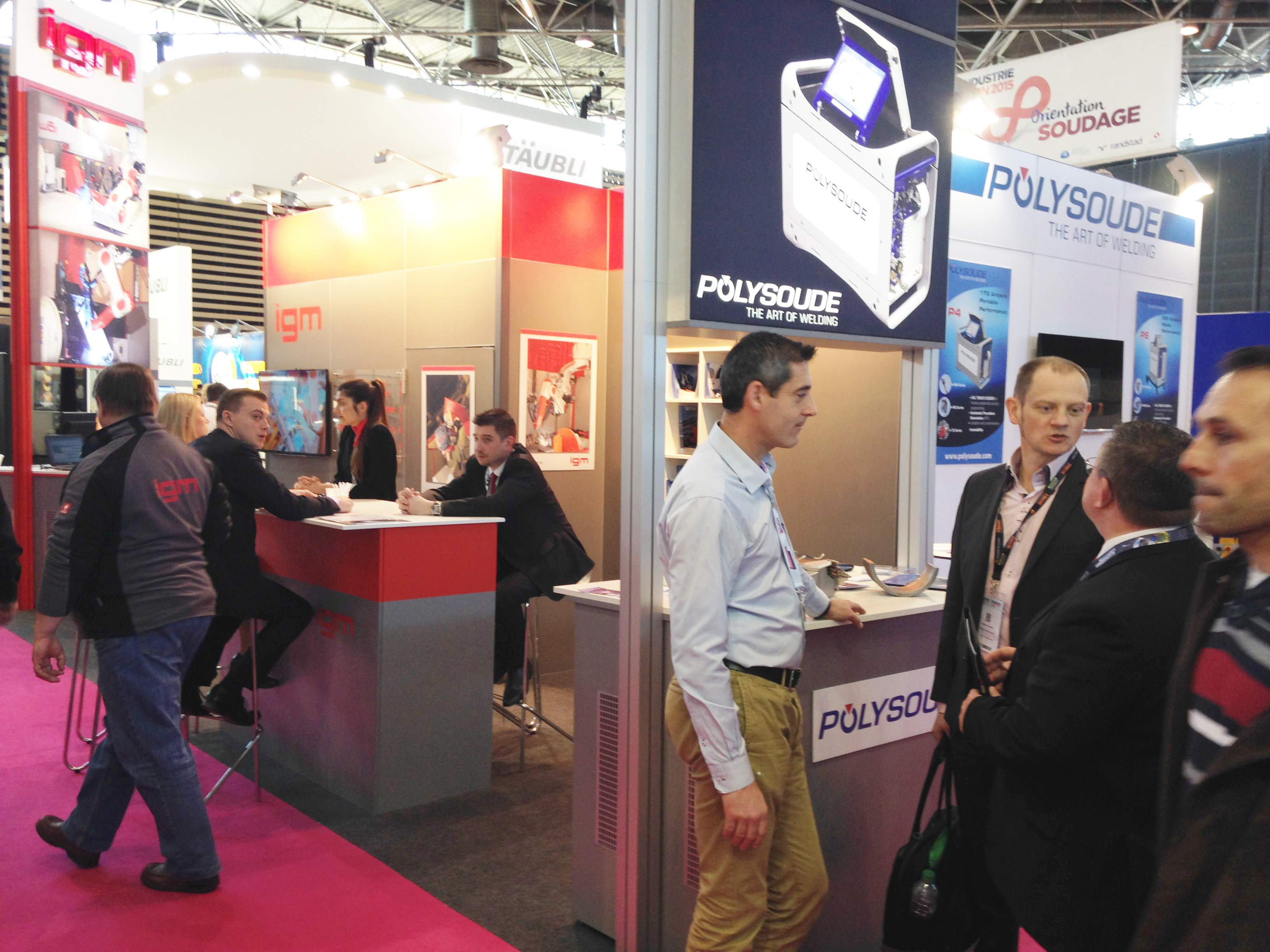 Salon Lyon 2015