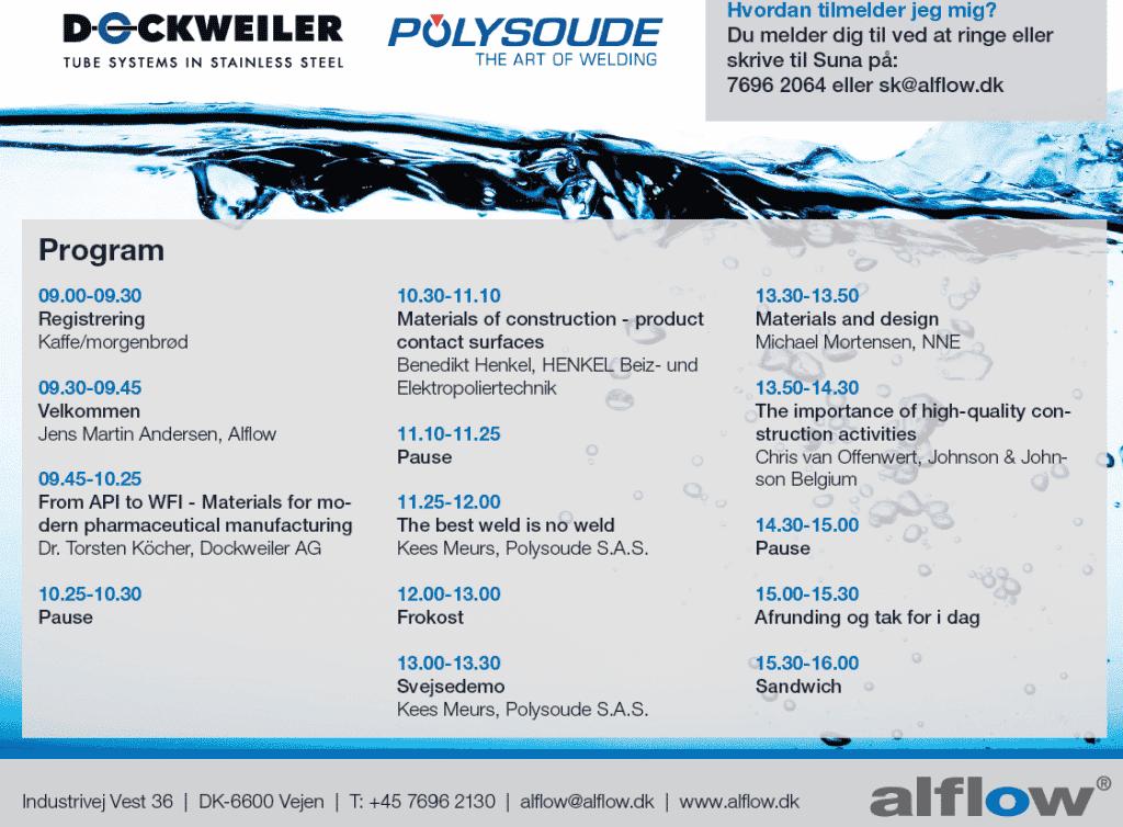 Dockweiler event