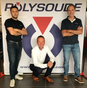 Polysoude Benelux Team