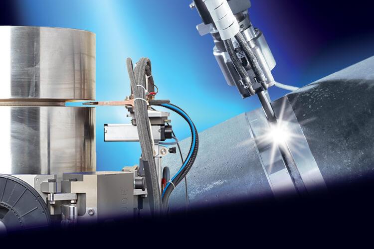 Equipment for orbital Narrow Groove welding