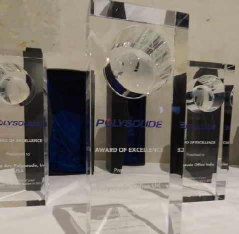 Sales Awards 2018