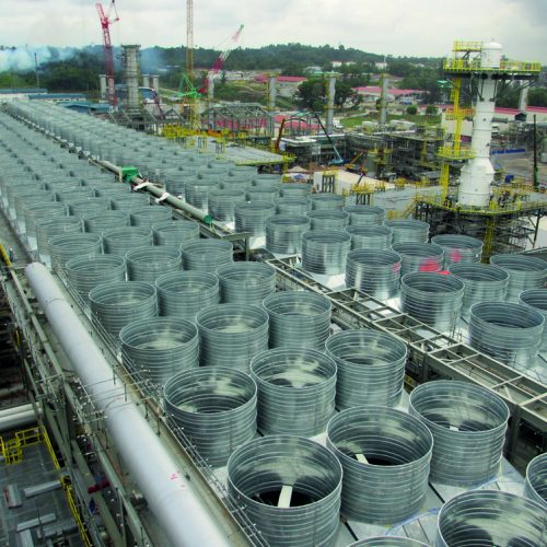 Cooling-tower-system