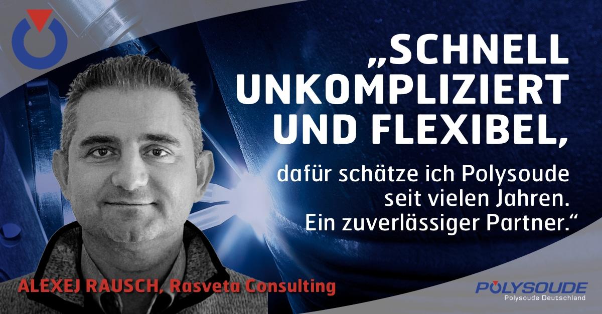 Rasveta Consulting_Polysoude_Deutschland_Schweissen