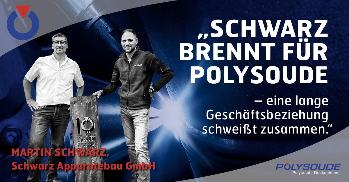 Schwarz_Polysoude_Deutschland_Schweissen